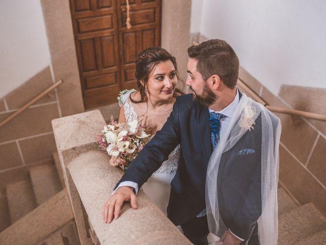 La boda de David  y Rebeca  en Cáceres, Cáceres 36