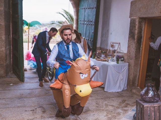 La boda de David  y Rebeca  en Cáceres, Cáceres 39