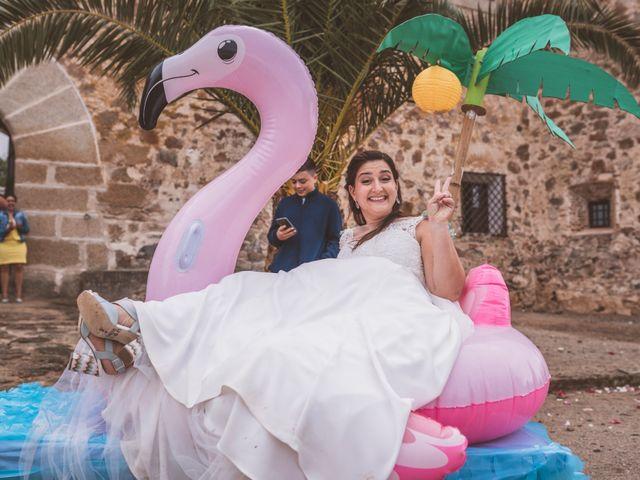 La boda de David  y Rebeca  en Cáceres, Cáceres 41