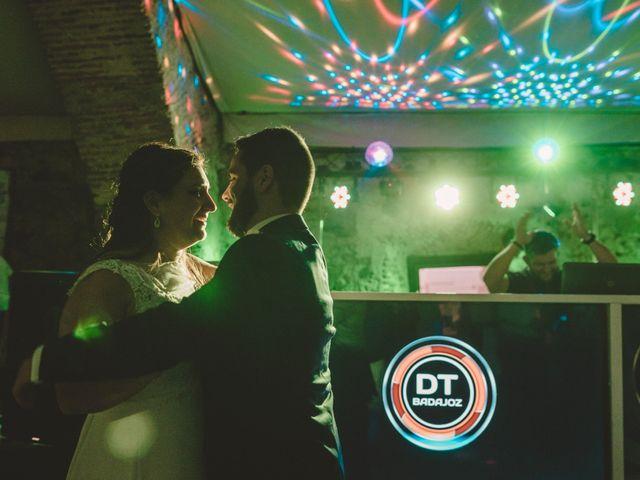 La boda de David  y Rebeca  en Cáceres, Cáceres 53