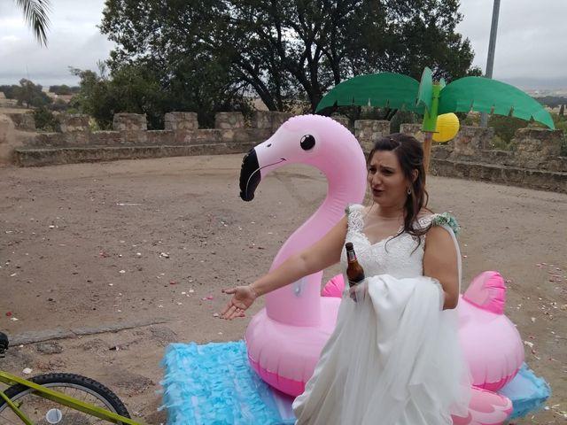 La boda de David  y Rebeca  en Cáceres, Cáceres 56