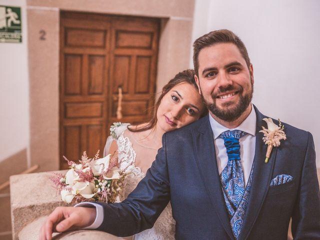 La boda de David  y Rebeca  en Cáceres, Cáceres 2