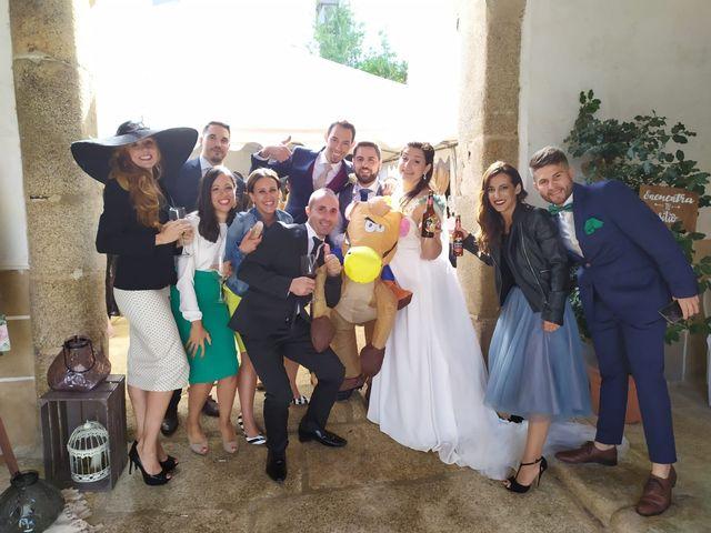 La boda de David  y Rebeca  en Cáceres, Cáceres 60