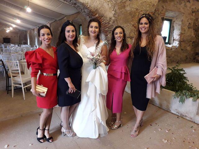 La boda de David  y Rebeca  en Cáceres, Cáceres 61
