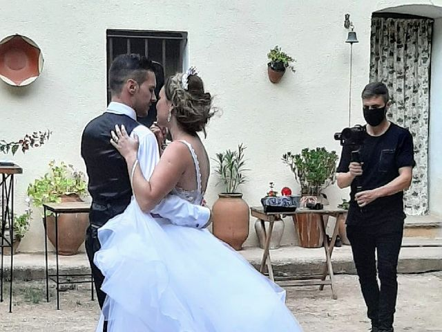La boda de Pierre y Verónica en Santes Creus, Tarragona 9