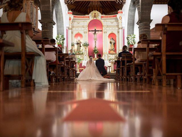 La boda de Álvaro  y Silvia  en Arrecife, Las Palmas 1