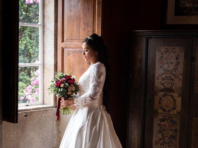 La boda de André y Elana en Vilaboa (Rutis), A Coruña 2