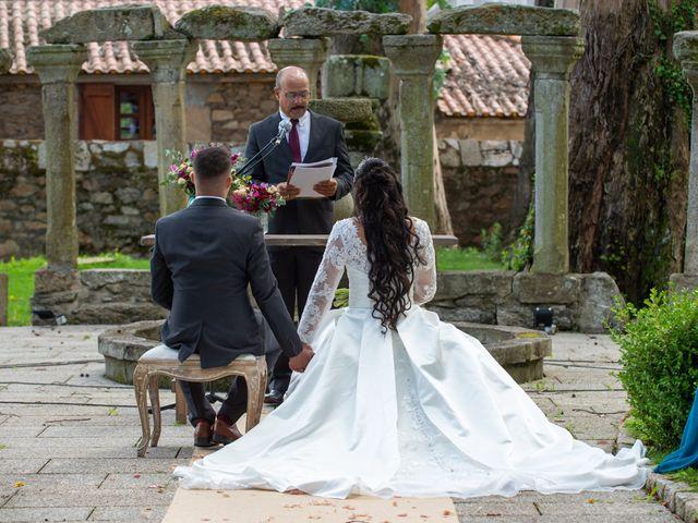 La boda de André y Elana en Vilaboa (Rutis), A Coruña 16