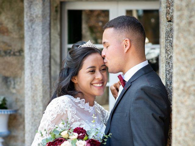 La boda de André y Elana en Vilaboa (Rutis), A Coruña 17