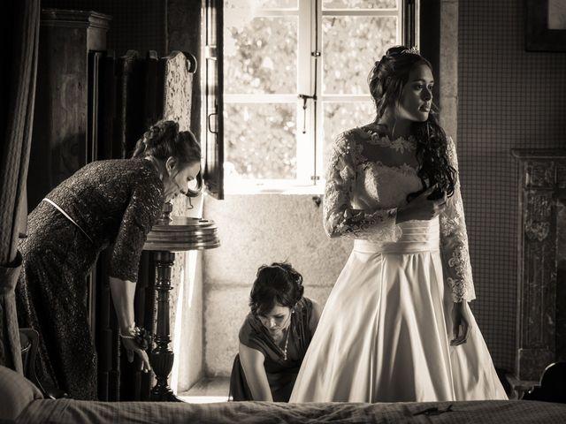 La boda de André y Elana en Vilaboa (Rutis), A Coruña 29