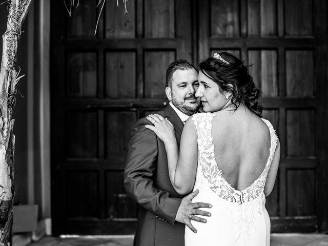 La boda de Laura y Claudio
