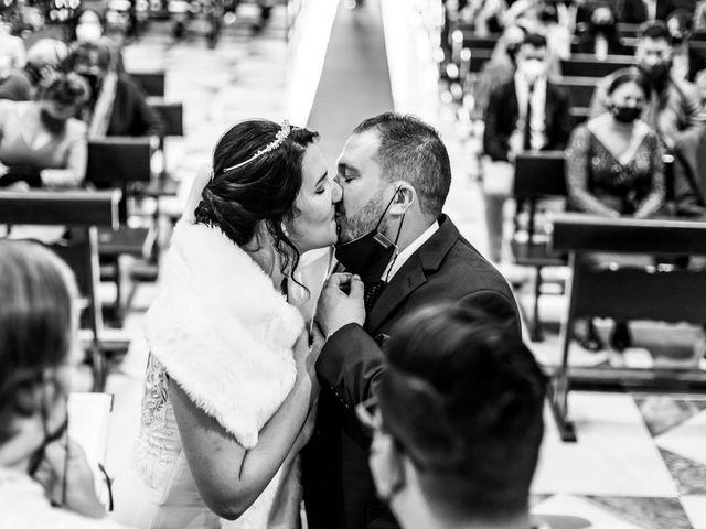 La boda de Claudio y Laura en Sevilla, Sevilla 29