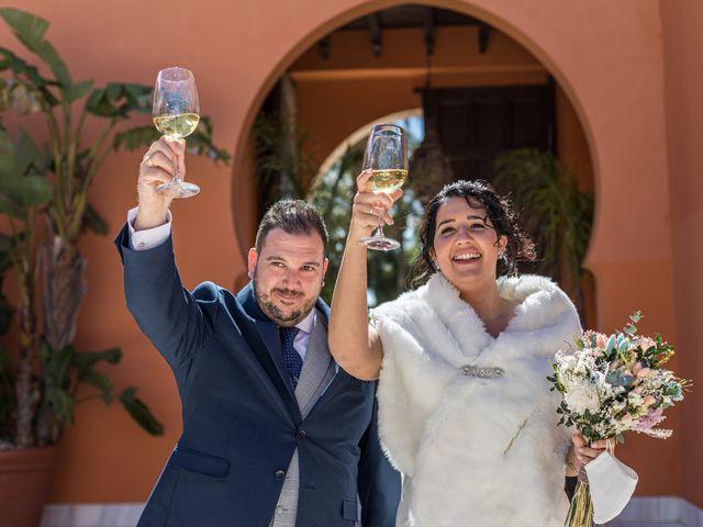 La boda de Claudio y Laura en Sevilla, Sevilla 37