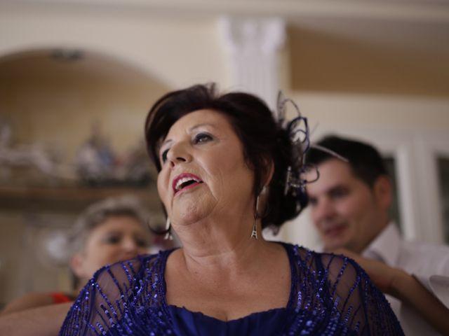 La boda de Javier y Davinia en Retamar, Almería 13