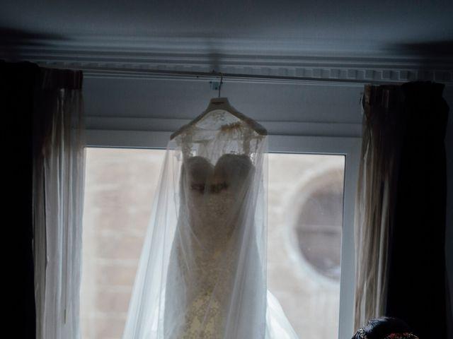 La boda de Javier y Davinia en Retamar, Almería 34