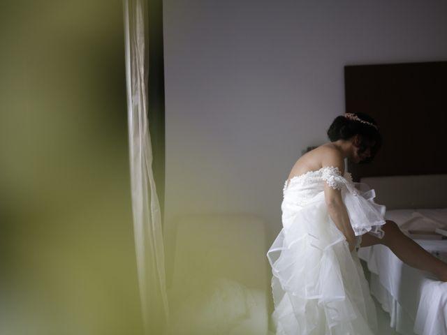 La boda de Javier y Davinia en Retamar, Almería 39
