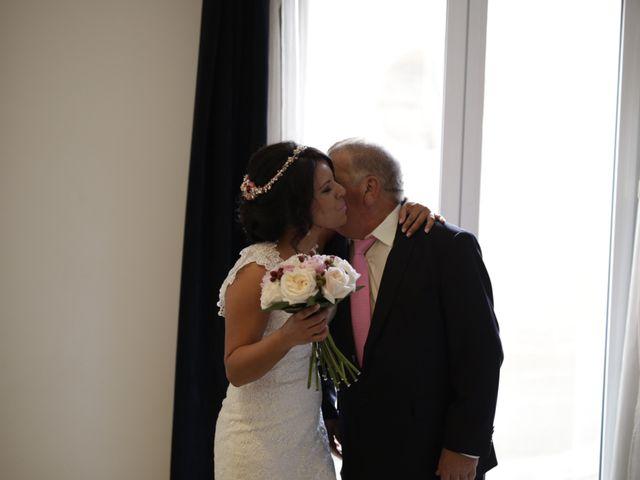 La boda de Javier y Davinia en Retamar, Almería 47