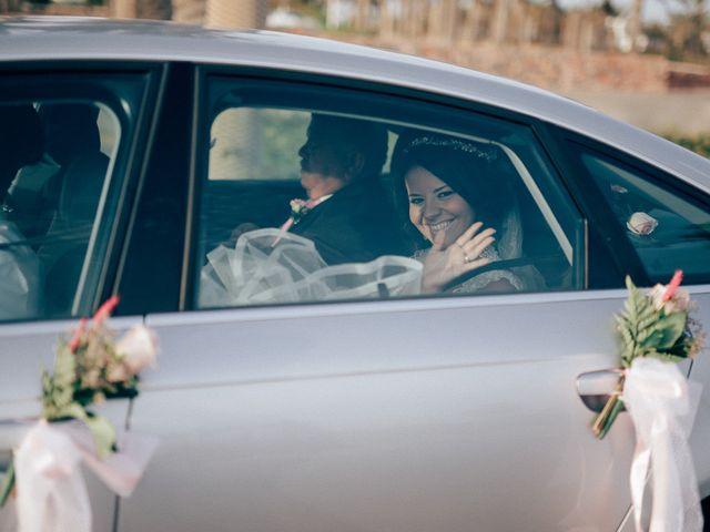 La boda de Javier y Davinia en Retamar, Almería 60