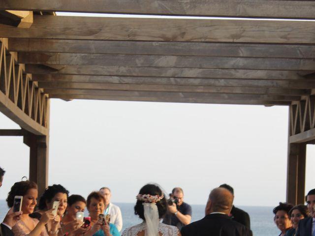 La boda de Javier y Davinia en Retamar, Almería 64