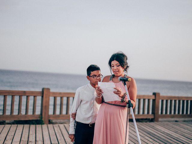 La boda de Javier y Davinia en Retamar, Almería 74