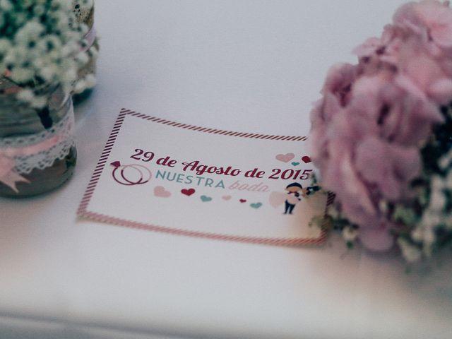 La boda de Javier y Davinia en Retamar, Almería 100