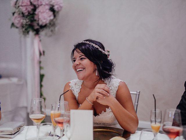 La boda de Javier y Davinia en Retamar, Almería 107