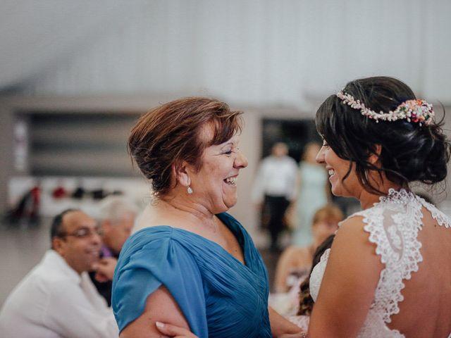 La boda de Javier y Davinia en Retamar, Almería 108