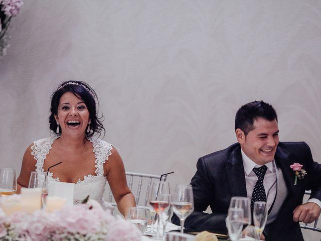 La boda de Javier y Davinia en Retamar, Almería 109