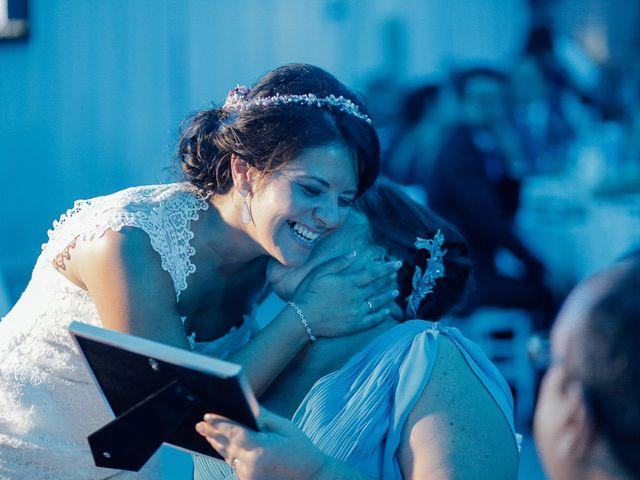 La boda de Javier y Davinia en Retamar, Almería 122