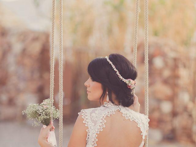 La boda de Javier y Davinia en Retamar, Almería 135