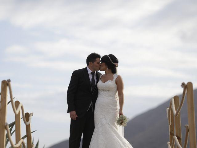 La boda de Javier y Davinia en Retamar, Almería 148
