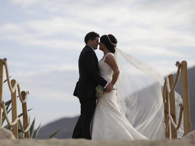 La boda de Javier y Davinia en Retamar, Almería 149