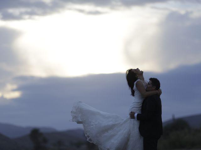 La boda de Javier y Davinia en Retamar, Almería 160