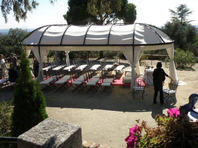 La boda de Nacho y Elena en Madrid, Madrid 2