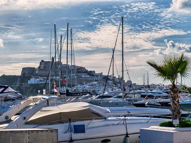 La boda de Diego y Adriana en Eivissa, Islas Baleares 1