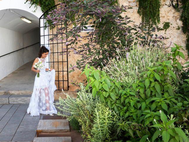 La boda de Diego y Adriana en Eivissa, Islas Baleares 28