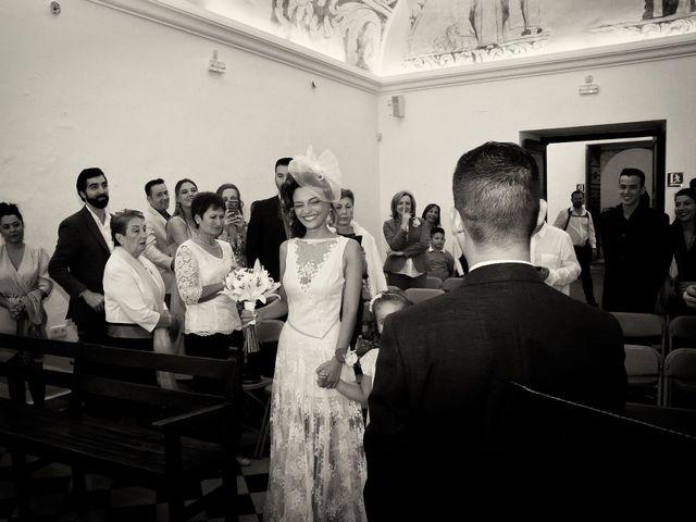 La boda de Diego y Adriana en Eivissa, Islas Baleares 30