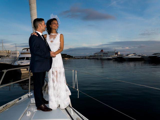 La boda de Diego y Adriana en Eivissa, Islas Baleares 45