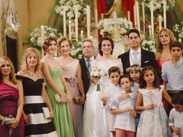 La boda de Antonio y Carmen en Almonte, Huelva 5