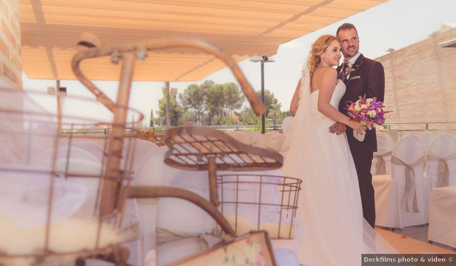 La boda de Jorge y Melanie en Alginet, Valencia