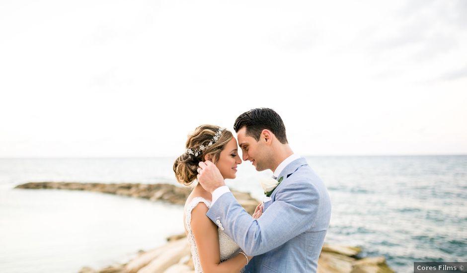 La boda de Joseph y Amanda en Marbella, Córdoba