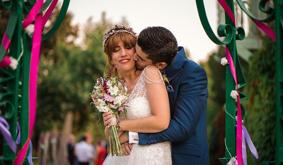 La boda de David y Silvia en Torrelodones, Madrid