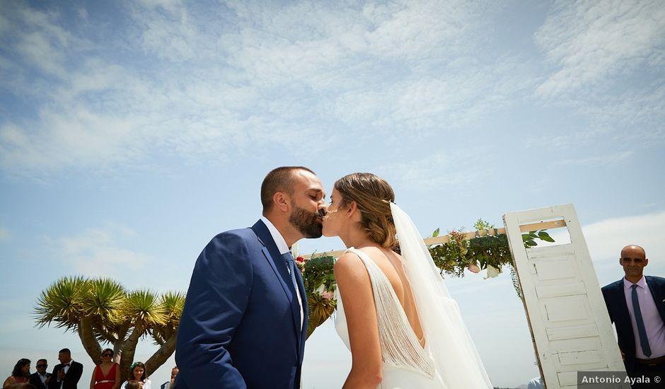 La boda de Fran y Carla en Las Palmas De Gran Canaria, Las Palmas
