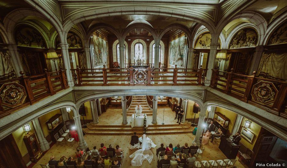 La boda de Juan y Cristina en Argentona, Barcelona