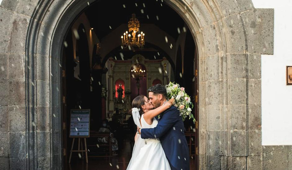 La boda de Álvaro  y Silvia  en Arrecife, Las Palmas