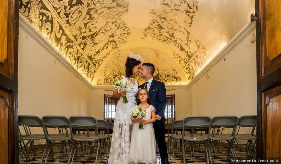 La boda de Diego y Adriana en Eivissa, Islas Baleares