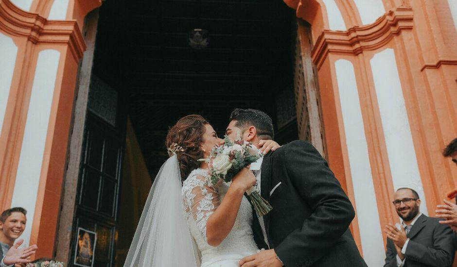 La boda de Antonio y Carmen en Almonte, Huelva