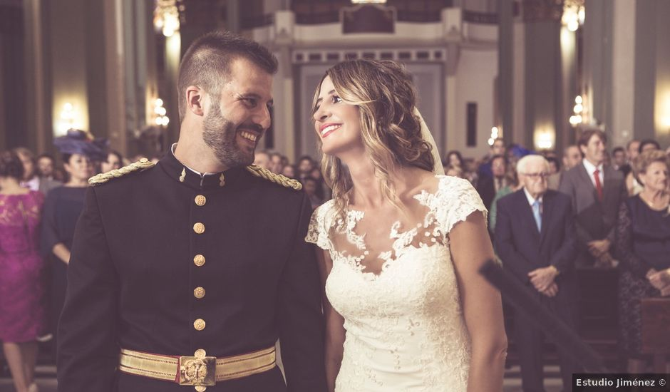 La boda de Óscar y Virginia en Torre Pacheco, Murcia