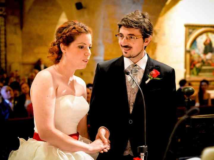 La boda de Mireia y Ramón