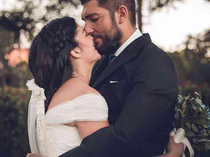 La boda de Isabel y Angel